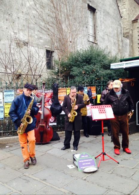 Orquestas en París