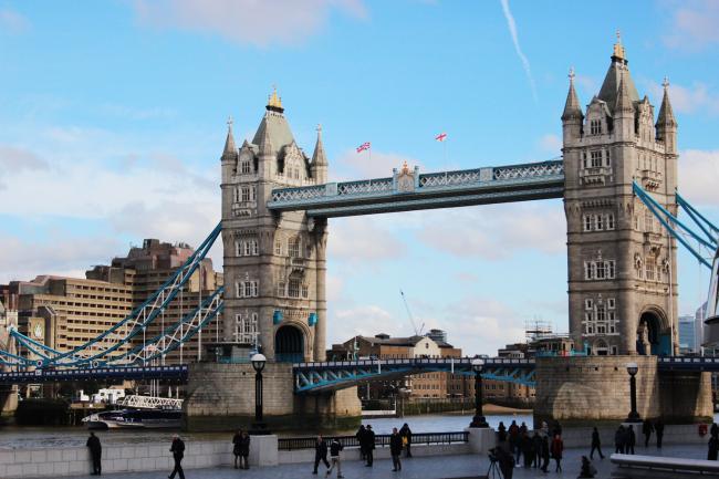 Londres, quiero más