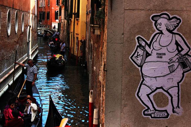 Venecia, mítica