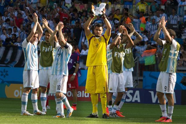 Cómo vive el Mundial una argentina en Europa