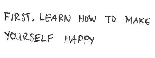 La felicidad manual