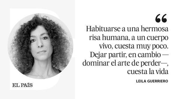 La foto es del Twitter del diario El País.