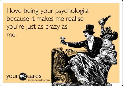 ¿No estamos todos un poco locos?