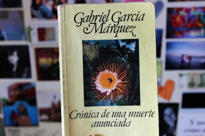 Gabriel García Márquez, Crónica de una muerte anunciada