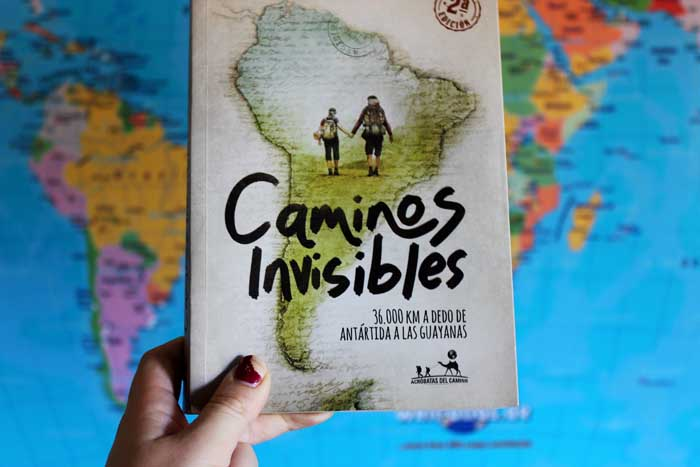 Laura Lazzarino, Juan Pablo Villarino, Caminos Invisibles
