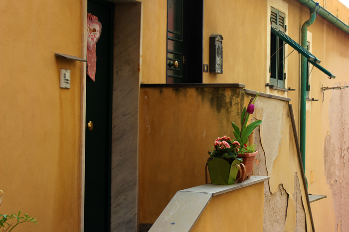 Rincones italianos de Génova