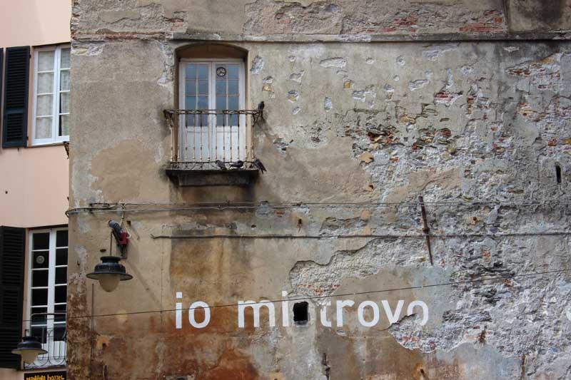 Graffiti Génova