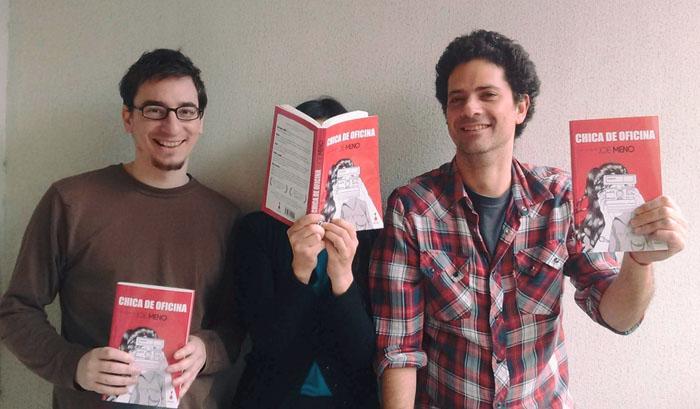 Creadores de la editorial Sigilo