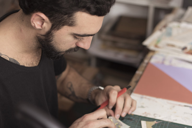 Quiero ser un artista plástico (con Ignacio Rivas)