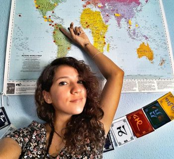 Charlando con Carolina Chavate: ¿qué significa volver a casa después de once meses de viaje?