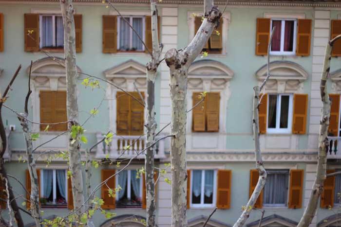 Terraza en Genova