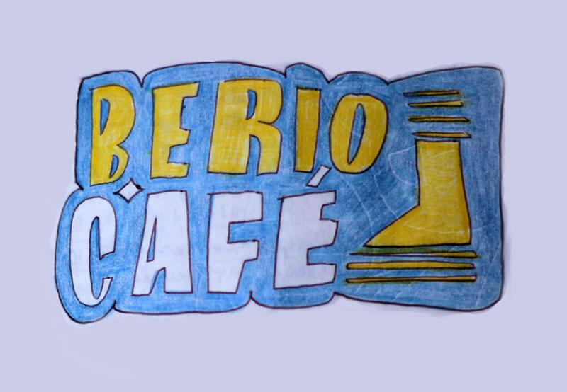 Berio Café ilustracion
