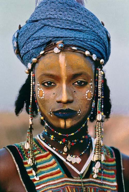 Tahoua, Niger, 1986.