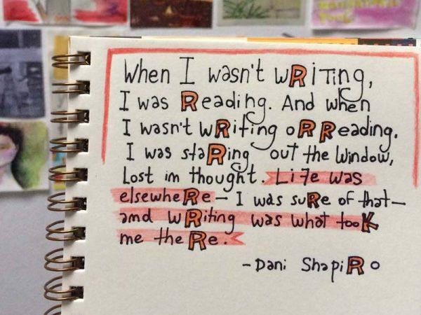 """Libros que inspiran a escribir: """"Still Writing"""" de Dani Shapiro"""