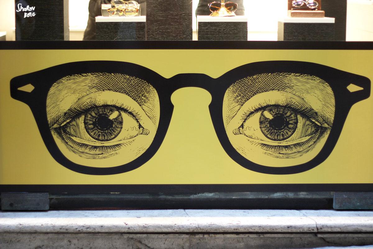 Todo depende de con qué ojos mirás al mundo.