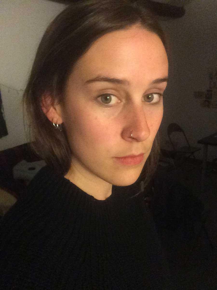 Sharon Borgstrom 25 años